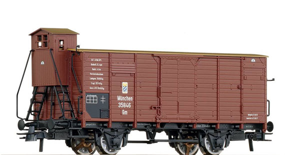 roco 66232 gm m nchen gedeckte g terwagen h0 modellbahn. Black Bedroom Furniture Sets. Home Design Ideas
