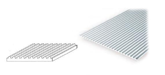 evergreen 514528 trapezblech baumaterial spurneutral. Black Bedroom Furniture Sets. Home Design Ideas