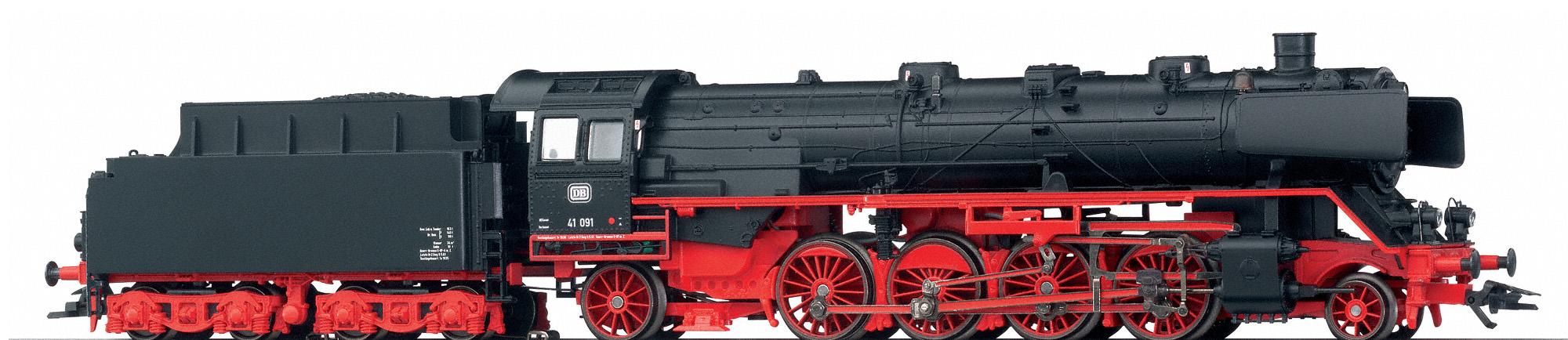 M 228 Rklin 37921 Br 41 091 Schlepptenderlok H0 Modellbahn Katalog