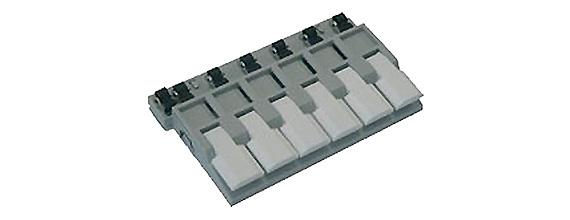 tillig 08211 tastenpult relais und taster tt modellbahn. Black Bedroom Furniture Sets. Home Design Ideas