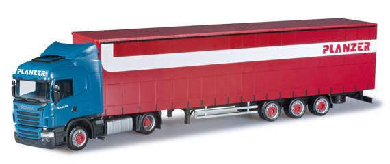 herpa 303521 scania r 09 highline lkw transporter h0. Black Bedroom Furniture Sets. Home Design Ideas